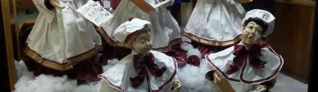 Vetrine Natale Canarie